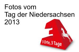 Fotos vom Tag der Niedersachsen 2013